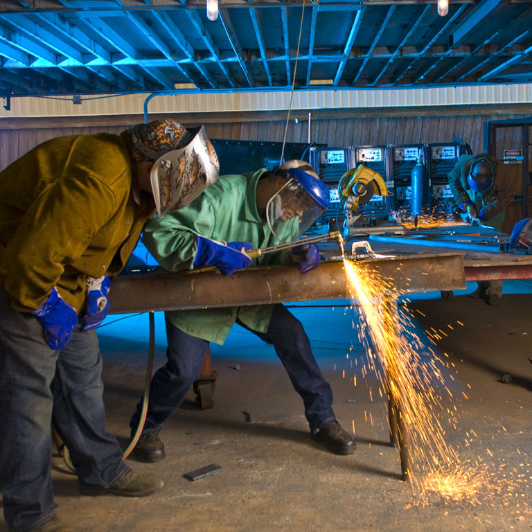 Maritime and Industrial Welding